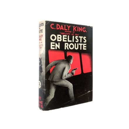 Obelists en Route by C. Daly King First Edition The Crime Club Collins 1934